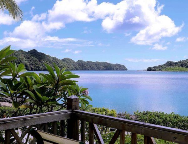 Dove dormire a Palau? Al Palau Pacific Resort!