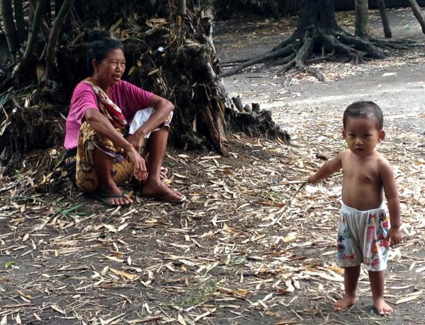 Villaggio di Sasak Lombok