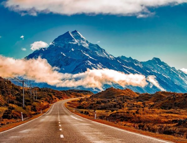 Isola del Sud Nuova Zelanda