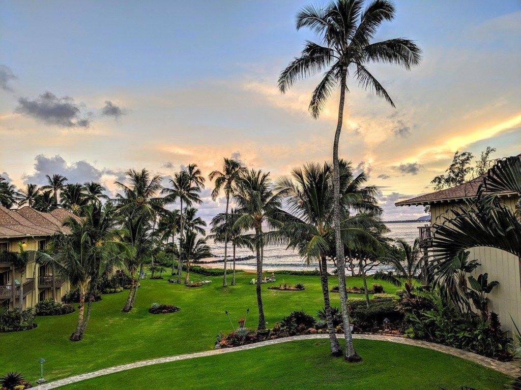 Isola di Kauai Hawaii